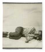 William Hodge (1874-1932) Fleece Blanket