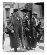 William Howard Taft (1857-1930) Fleece Blanket