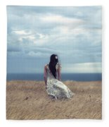 Windy Day Fleece Blanket