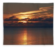 Yyteri Fall Fleece Blanket
