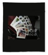 20 Discontinued Or Imperfect Greeting Cards For All Occasions Fleece Blanket