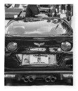 2010 Chevrolet Corvette Grand Sport Fleece Blanket