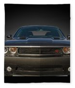 2012 Dodge Challenger Classic Fleece Blanket