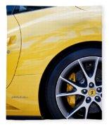 2013 Ferrari Fleece Blanket