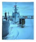 2014 Naval Park Fleece Blanket