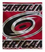 Carolina Hurricanes Fleece Blanket
