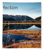 21042 Perfection 2 Fleece Blanket