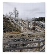 Yellowstone Fleece Blanket