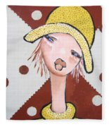 Pikotine Art Fleece Blanket