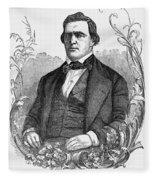 Brigham Young (1801-1877) Fleece Blanket
