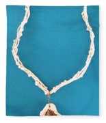 Aphrodite Gamelioi Necklace Fleece Blanket