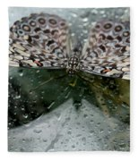 Butterfly Fleece Blanket