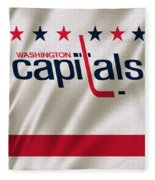 Washington Capitals Fleece Blanket