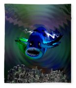 278 -   The Custodian Of Atlantis Fleece Blanket
