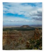 Grand Canyon National Park Fleece Blanket