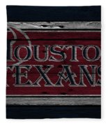 Houston Texans Fleece Blanket