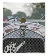 1931 Alfa Romeo Fleece Blanket