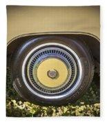 1978 Cadillac Eldorado Fleece Blanket