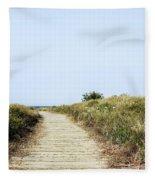 Beach Trail Fleece Blanket