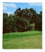 Brookhill Golf Course Fleece Blanket