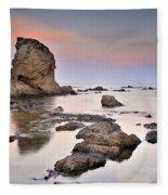 Cabo De Gata Fleece Blanket