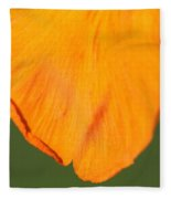 Canna Lily Named Wyoming Fleece Blanket