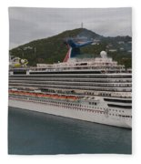 Carnival Dream Fleece Blanket