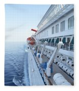 Carnival Elation Fleece Blanket