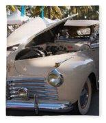 Chrysler Fleece Blanket