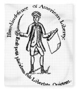 Continental Soldier Fleece Blanket
