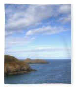 Cornwall - Rumps Point Fleece Blanket