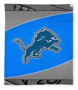 Detroit Lions Fleece Blanket