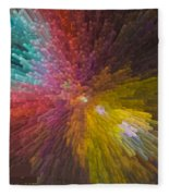 3 Dimensional Art Fleece Blanket