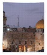 Dome Fleece Blanket