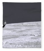 First Run Fleece Blanket