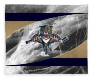 Florida Panthers Fleece Blanket