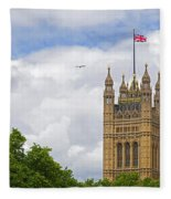 Flying The Colours Fleece Blanket