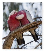 Galahs Fleece Blanket