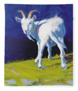 Goat Fleece Blanket