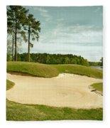 Grand National Golf Course - Opelika Alabama Fleece Blanket
