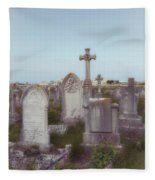 Graveyard Fleece Blanket