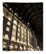 Hays Galleria London Fleece Blanket