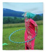 Hooping Rw2k14 Fleece Blanket