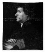Huldreich Zwingli (1484-1531) Fleece Blanket