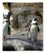 Humboldt Penguin Fleece Blanket
