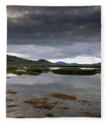 Iceland Fleece Blanket