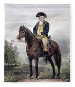 Israel Putnam (1718-1790) Fleece Blanket