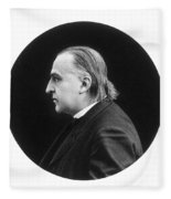 Jean Martin Charcot Fleece Blanket