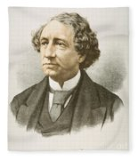 John Alexander Macdonald  Fleece Blanket