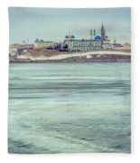 Kazan Kremlin Fleece Blanket